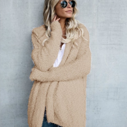 Harmony Cozy Cardigan - Women Long ..